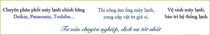 Ads Text Dien Lanh Le Trung